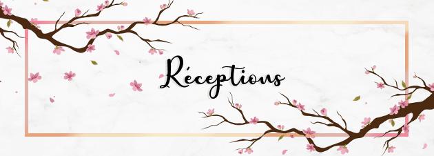 Réceptions #1