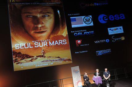 Seul sur Mars : Matt Damon sur la planète rouge