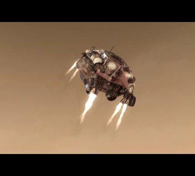 Persévérance s'est posé sur Mars.