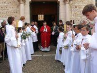 Villars : Rameaux 2009