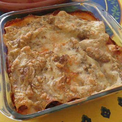 Cannelloni farcis