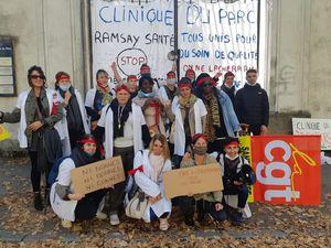 Ramsay Nantes: Fin de la grève à la clinique du Parc