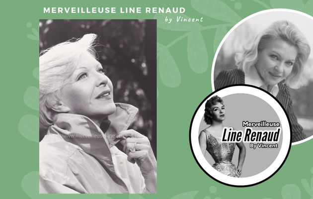 PHOTOS: Line Renaud