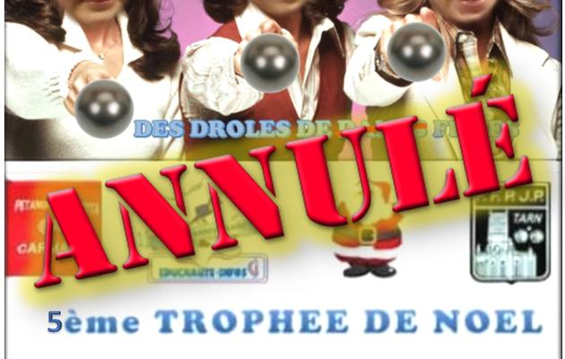 La 1ère Etape du 10ème Challenge EDUCNAUTE JEUNES 2021 à CARMAUX est ANNULEE !