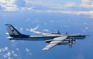 27 janvier 2015 : 2 bombardiers russes testent les temps de réaction des armees britanniques françaises et norvégiennes
