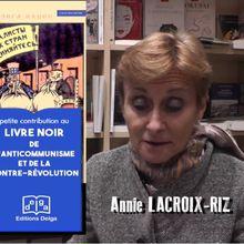 Le livre noir de l'anticommunisme et de la contre-révolution