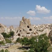 Turquie - Cappadoce fresques byzantines - LANKAART