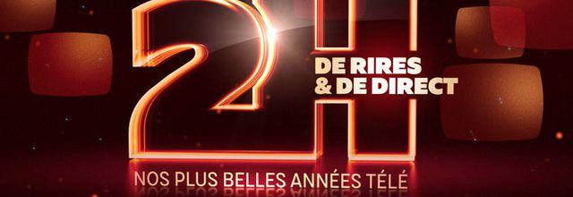 2h de direct & de rires, nos plus belles années télé ce soir sur France 2