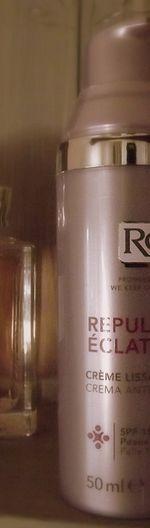 RoC : Repulpant Eclat # Crème Lissante Anti-Age
