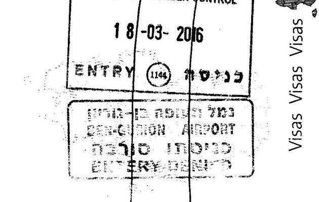 Refoulée et retenue à l'aéroport de Tel-Aviv : je ne suis pas une terroriste