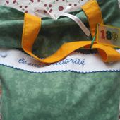le sac à cadeaux solidarité chez Solange - laramicelle