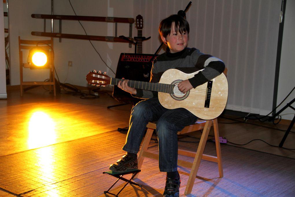 Album - Concert guitare 2012