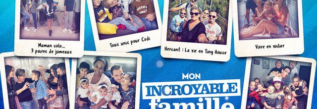 """""""Mon incroyable famille"""", série documentaire inédite diffusée l'après-midi dès le 4 janvier sur M6"""