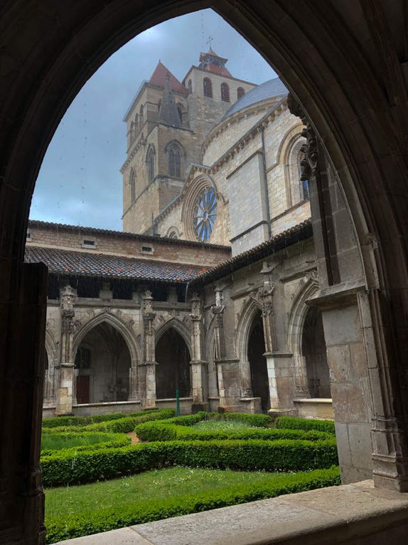 Saint Jacques mardi 21 mai 2019 Paray Cahors