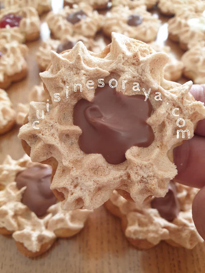 Tartelettes sablées meringués