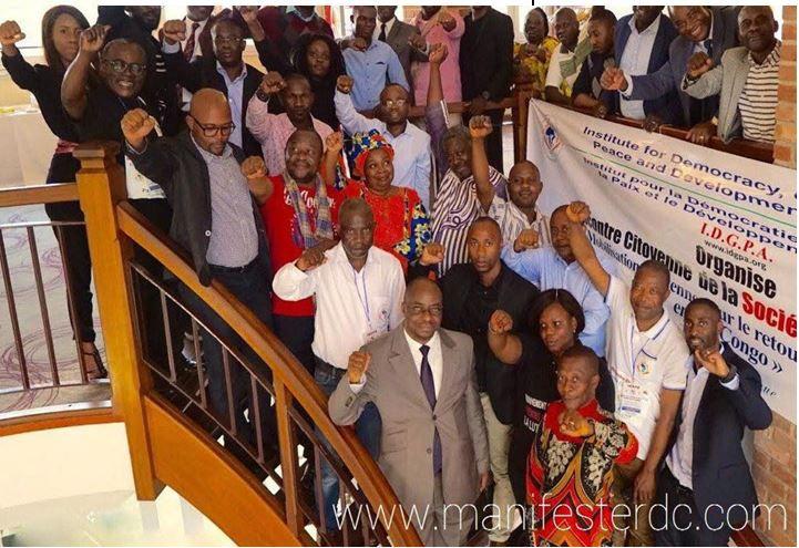 IDGPA et Professeur  André Mbata rendent un vibrant hommage à Sindika DOKOLO