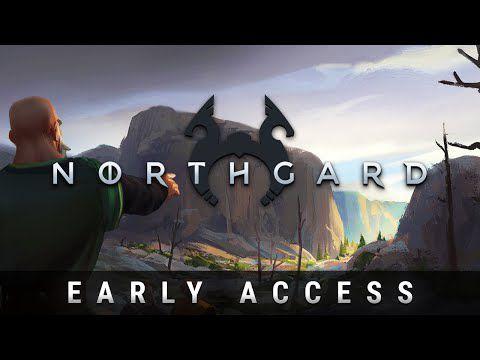 ACTUALITE : Le #STR #Northgard est disponible en #EarlyAccess! La vidéo.