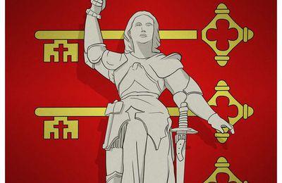Jeanne d'Arc sera célébrée à Avignon