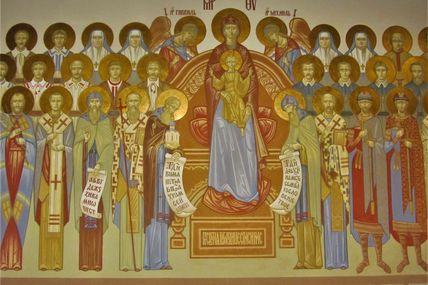 Saints et pécheurs …