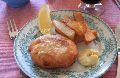 Fish and chips - balade irlandaise