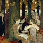 Maurice Denis - Les muses - LANKAART