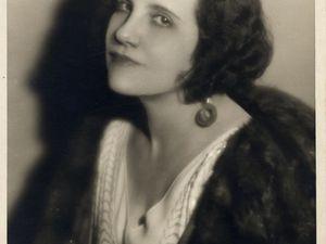 ninon vallin, elle fut une cantatrice, une soprano lyrique française, des débuts difficiles mais engagée par gabriel pierné