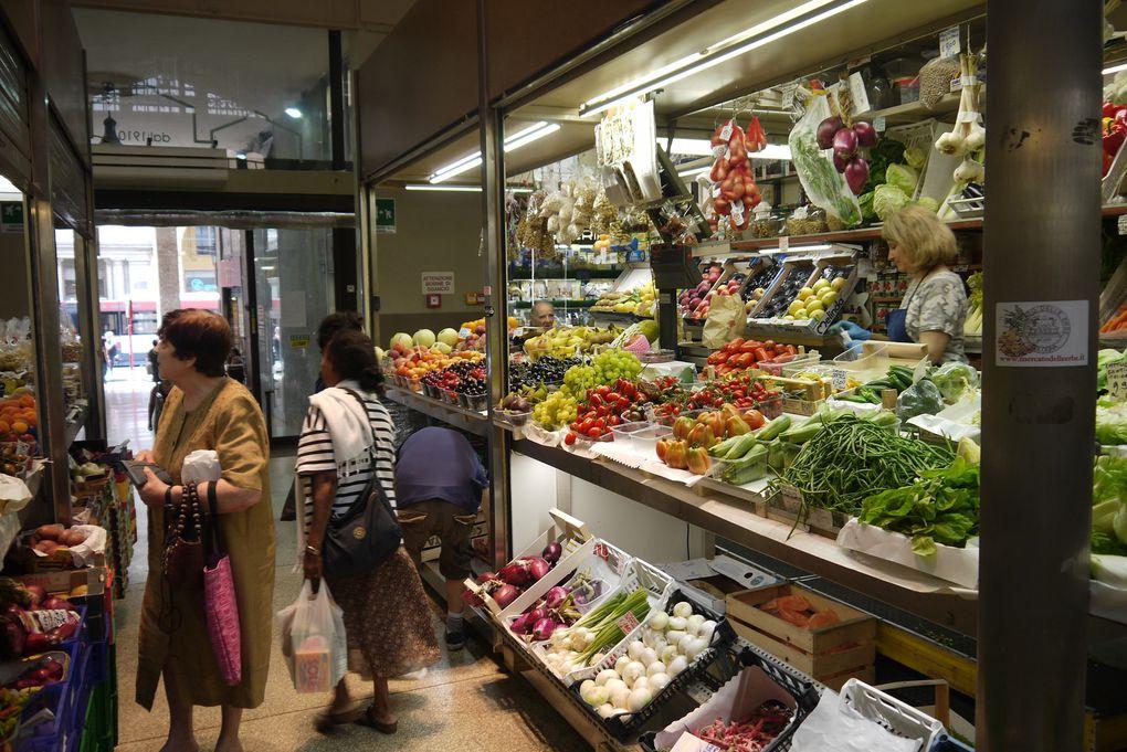 Bologne - Le Mercato delle Erbe, les sens en éveil