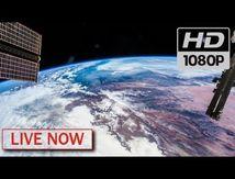 Estacion espacial en vivo