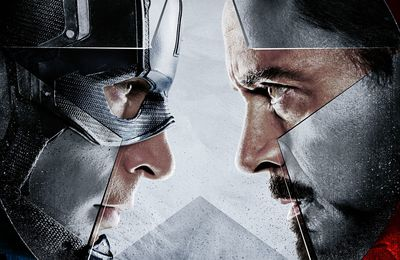 Captain America : Civil War - Spot Superbowl VF