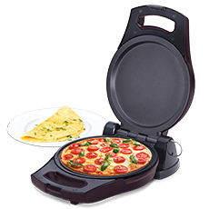 Learn How to Use Pizza Maker Machine at Home