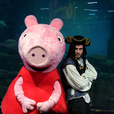 Les vacances de Peppa pig @ Aquarium de Paris