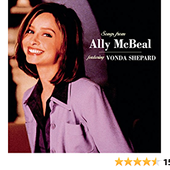 Songs From Ally McBeal Featuring Vonda Shepard [Clean]