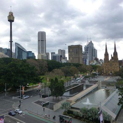 Samedi 12 mai : Sydney, 2ème !