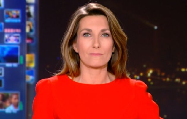 2013 12 27 - 20H00 - ANNE-CLAIRE COUDRAY - TF1 - LE 20H