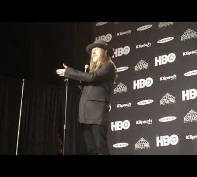 Jerry Cantrell et Anne Wilson : Un Hommage à Chris Cornell au Rock'N Roll Hall Of Fame
