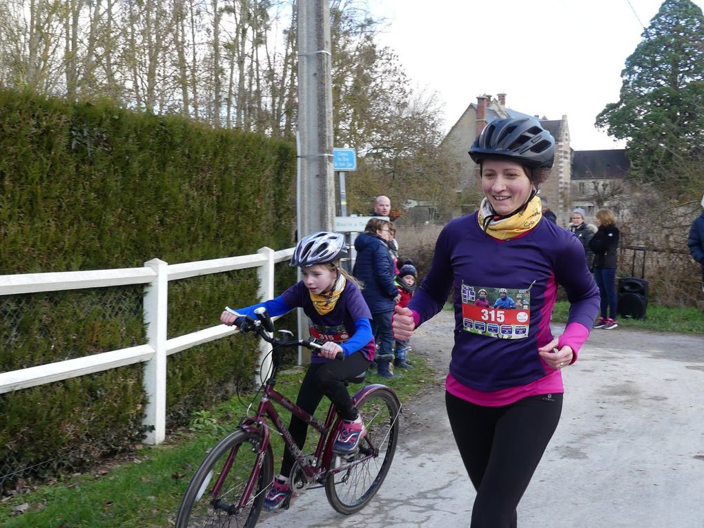 Découverte du Bike and Run à Châteaudun. 2019