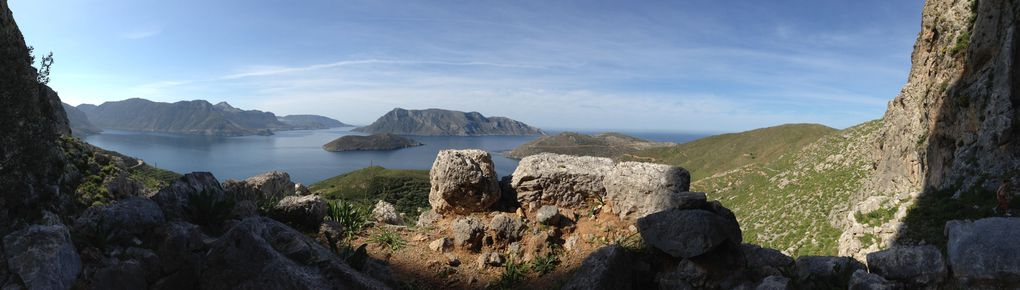 Best of de mes photos de grimpe Kalymnos Avril 2013