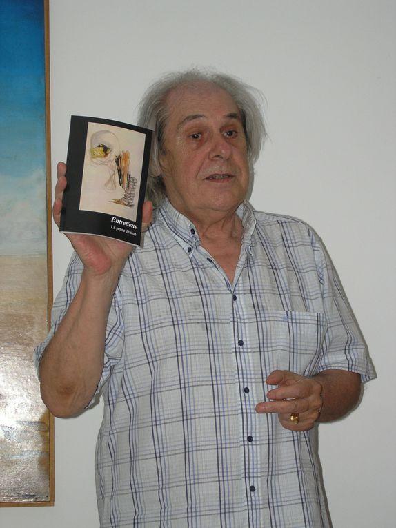Il était une fois un poète, un ami... Marcel BARIL.