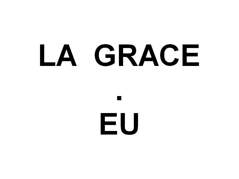 LA GRACCE . EU , appareillant de Toulon le 09 avril 2018