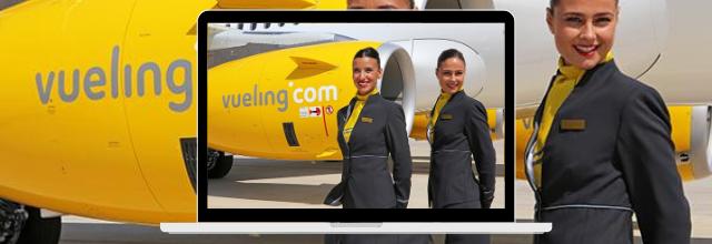 Vueling annonce le lancement de vols domestiques en France reliant Paris à Montpellier