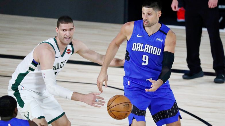 Nikola Vucevic et Al-Farouq Aminu envoyés aux Chicago Bulls