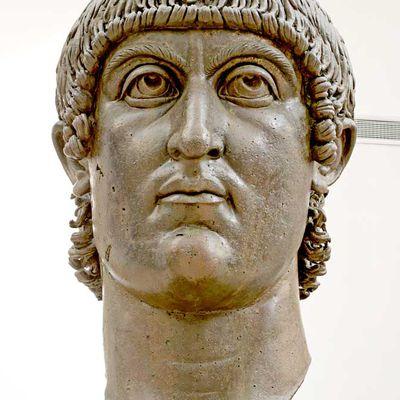 22 mai 337 - Constantin reçoit le baptême et meurt