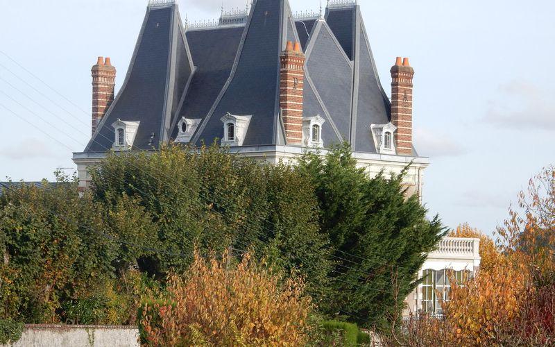 Une demeure familiale au cœur du val de Loire