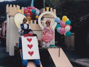 Carnaval 1996 à Algrange