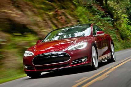 RT @mashable: Yes, You Can Lease a Tesla Model S...