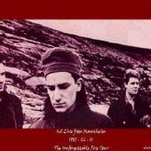 U2 -Unforgettable Fire Tour -01/02/1985 -Mannheim -Allemagne -Musensaal - U2 BLOG