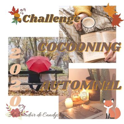 Challenge COCOONING AUTOMNAL #3