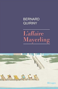L'affaire Mayerling - Bernard Quiriny