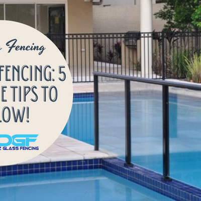 DIY Pool Fencing: 5 Effective Tips to Follow!