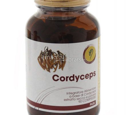 Cordyceps Plus - 90 Compresse
